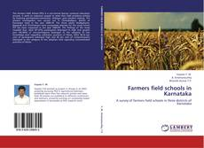 Bookcover of Farmers field schools in Karnataka