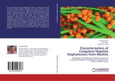 Couverture de Characterization of Coagulase Negative Staphylococci from Mastitis