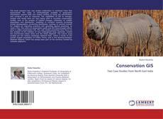 Portada del libro de Conservation GIS