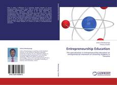 Buchcover von Entrepreneurship Education