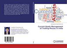 Current Assets Management of Trading Houses in India kitap kapağı