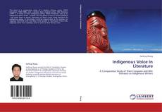 Bookcover of Indigenous Voice in Literature