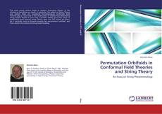 Bookcover of Permutation Orbifolds in Conformal Field Theories and String Theory