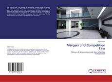 Bookcover of Mergers and Competition Law