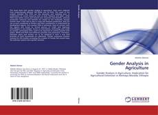 Bookcover of Gender Analysis in Agriculture