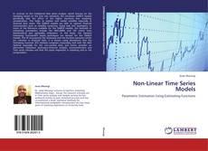 Capa do livro de Non-Linear Time Series Models