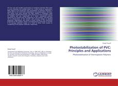 Copertina di Photostabilization of PVC: Principles and Applications