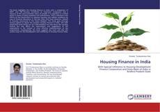 Borítókép a  Housing Finance in India - hoz