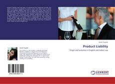 Обложка Product Liability