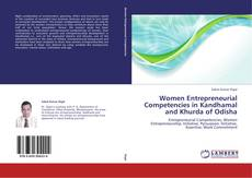 Bookcover of Women Entrepreneurial Competencies in Kandhamal and Khurda of Odisha