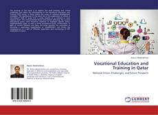 Vocational Education and Training in Qatar kitap kapağı