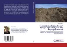 Buchcover von Fermentative Production of Fungal Alpha Amylase and Amyloglucosidase