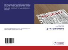 Capa do livro de Lip Image Biometric