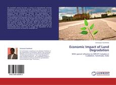 Bookcover of Economic Impact of Land Degradation