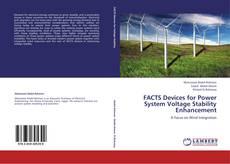 Capa do livro de FACTS Devices for Power System Voltage Stability Enhancement