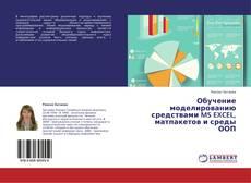 Couverture de Обучение моделированию средствами MS EXCEL, матпакетов и среды ООП