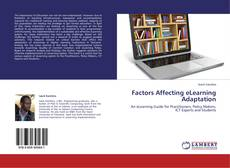Portada del libro de Factors Affecting eLearning Adaptation