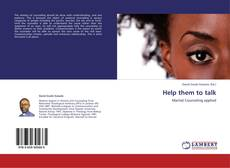 Bookcover of Help them to talk