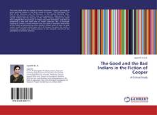 The Good and the Bad Indians in the Fiction of Cooper的封面