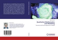 Bookcover of Qualitative Mathematics and Modeling
