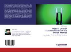Portada del libro de Product Quality Standardization in the Indian Market