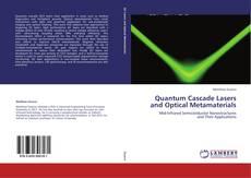 Обложка Quantum Cascade Lasers and Optical Metamaterials