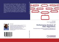 Buchcover von Performance Analysis of FDCT Algorithms
