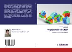 Bookcover of Programmable Matter