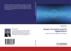 Bookcover of Green's Function and It's Applications