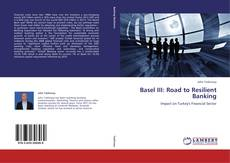 Buchcover von Basel III: Road to Resilient Banking