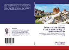 Portada del libro de Antenatal and Delivery Cares in rural setting of Southern Ethiopia