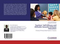 Bookcover of Teachers' Self-Efficacy and Attitudes towards Inclusive Education