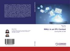 Bookcover of MALL in an EFL Context