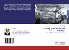 Bookcover of Training & Development Practices