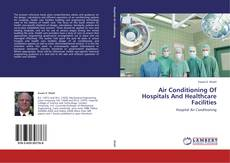 Air Conditioning Of Hospitals And Healthcare Facilities的封面