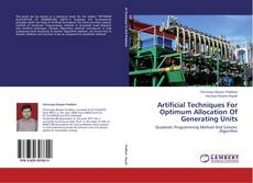 Capa do livro de Artificial Techniques For Optimum Allocation Of Generating Units
