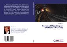 Portada del libro de Numerical Modelling for NATM in Soft Ground