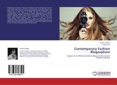 Contemporary Fashion Blogosphere kitap kapağı