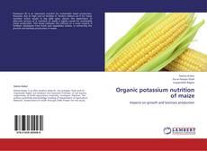Copertina di Organic potassium nutrition of maize
