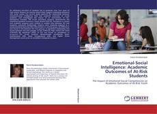 Portada del libro de Emotional-Social Intelligence: Academic Outcomes of At-Risk Students