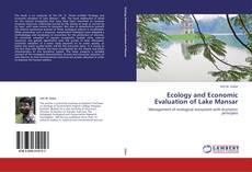 Ecology and Economic Evaluation of Lake Mansar kitap kapağı