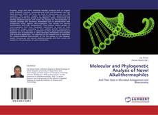 Bookcover of Molecular and Phylogenetic Analysis of Novel Alkalithermophiles
