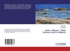 Capa do livro de Vlorë - Elbasan - Dibër Tectonic Fault in Albania