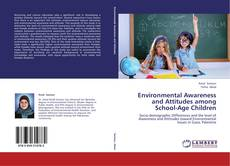 Buchcover von Environmental Awareness and Attitudes among School-Age Children