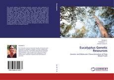 Portada del libro de Eucalyptus Genetic Resources