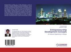 Bookcover of Entrepreneurship Development Concepts