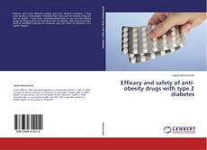 Portada del libro de Efficacy and safety of anti-obesity drugs with type 2 diabetes