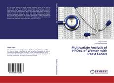 Buchcover von Multivariate Analysis of HRQoL of Women with Breast Cancer