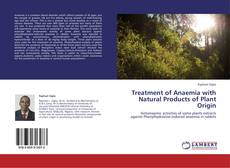 Buchcover von Treatment of Anaemia with Natural Products of Plant Origin