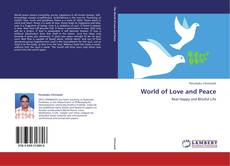 Bookcover of World of Love and Peace